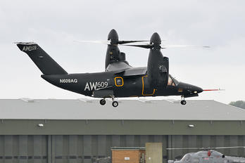 N609AG - Bell/Agusta Aerospace Bell-Agusta BA-609