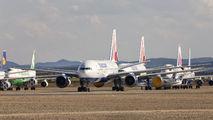 EI-UNU - Transaero Airlines Boeing 777-200ER aircraft