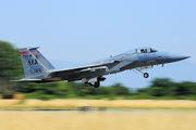 85-0125 - USA - Air National Guard McDonnell Douglas F-15C Eagle aircraft