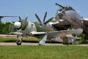 G-BZMY - Private Yakovlev Yak-11 aircraft