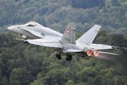 J-5013 - Switzerland - Air Force McDonnell Douglas F/A-18C Hornet aircraft