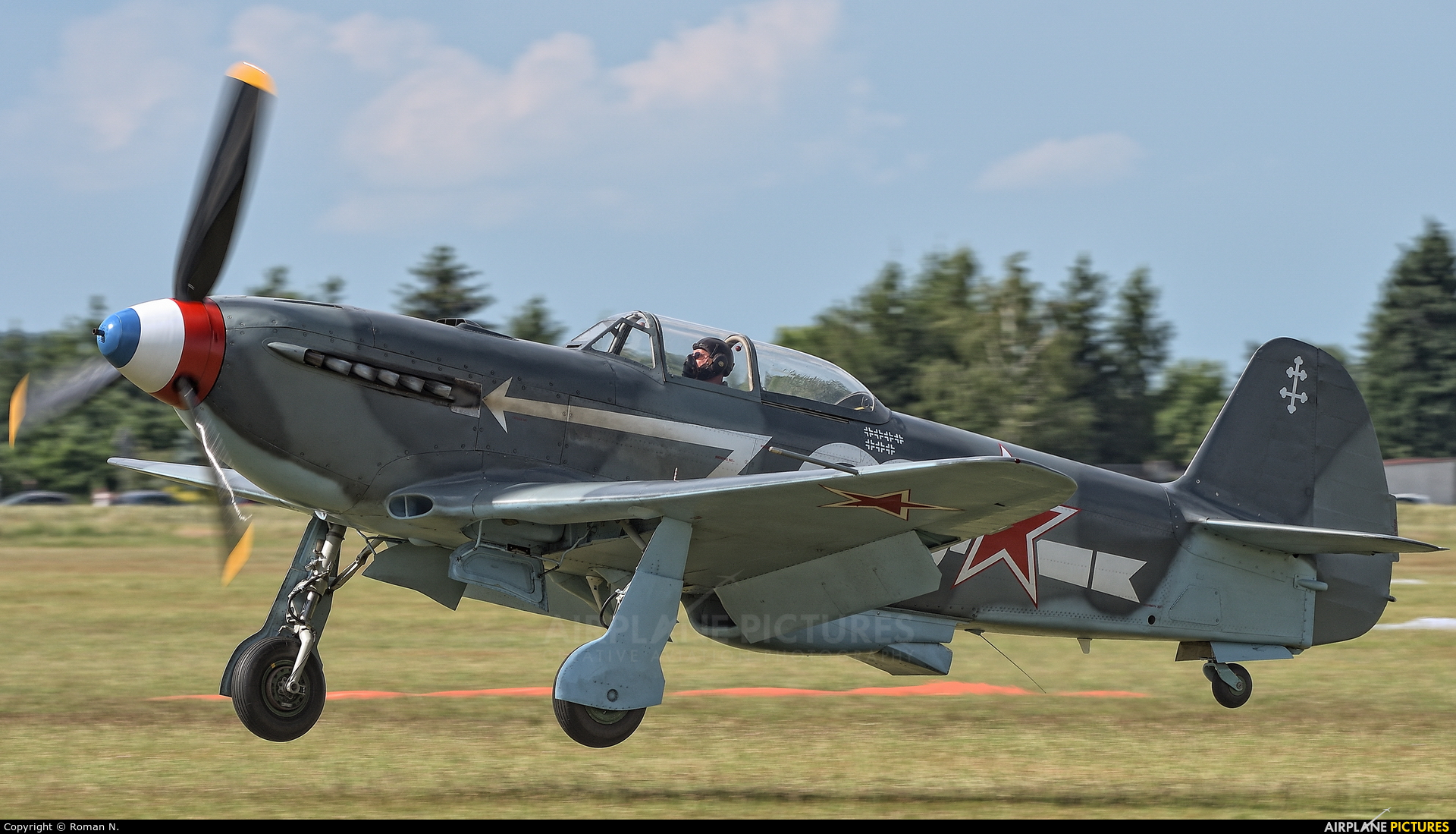 Private G-OLEG aircraft at Leszno - Strzyżewice