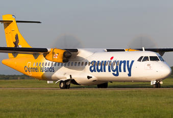 G-COBO - Aurigny Air Services ATR 72 (all models)