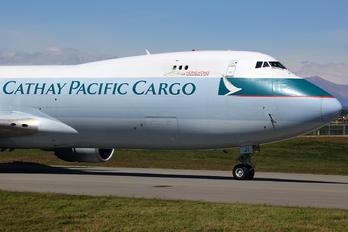 B-LJI - Cathay Pacific Cargo Boeing 747-8F