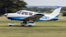G-BOMY - Private Piper PA-28 Warrior aircraft