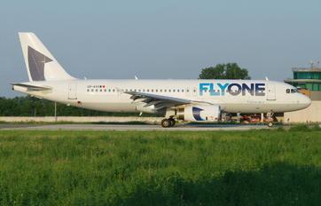 ER-AXO - FlyOne Airbus A320