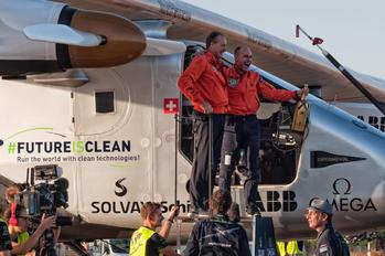 HB-SIB - Solar Impulse Solar Impulse 2
