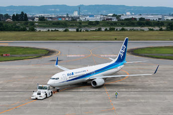 JA86AN - ANA - All Nippon Airways Boeing 737-800