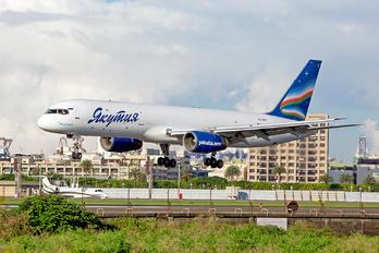 VQ-BPY - Yakutia Airlines Boeing 757-200F
