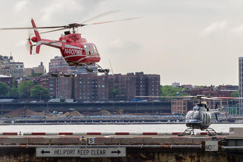 N407MX - Gotham Helicopter Bell 407