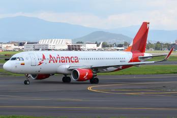 N632AV - Avianca Airbus A320