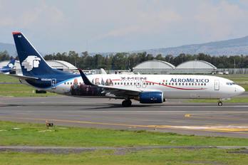 N342AM - Aeromexico Boeing 737-800