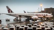 A7-BBI - Qatar Airways Boeing 777-200LR aircraft