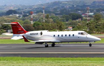 N352XR - Private Learjet 60XR