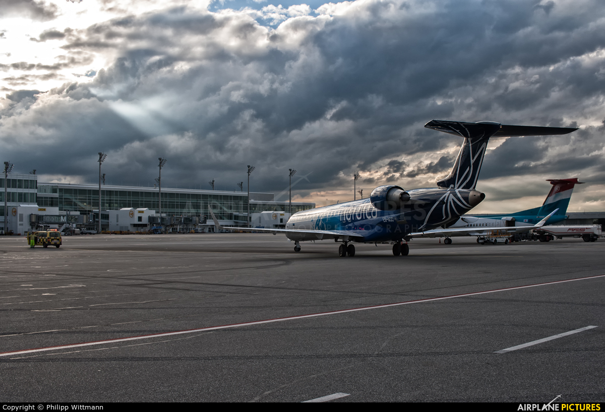 Nordica ES-ACC aircraft at Undisclosed location
