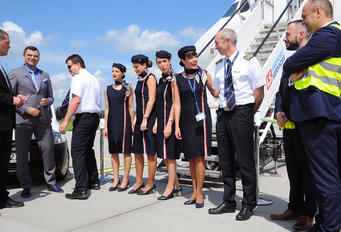 - - Aegean Airlines - Airport Overview - People, Pilot