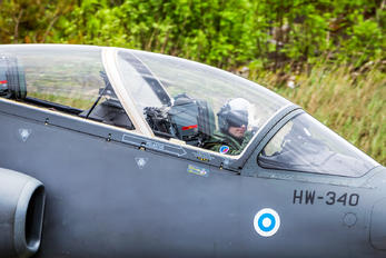 HW-340 - Finland - Air Force: Midnight Hawks British Aerospace Hawk 51