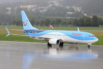 G-FDZW - Thomson/Thomsonfly Boeing 737-800
