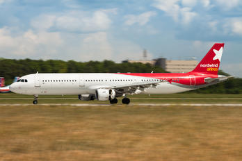 VQ-BOD - Nordwind Airlines Airbus A321