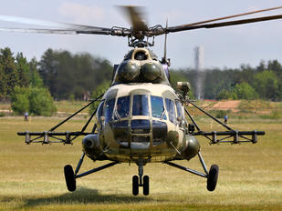 34 - Belarus - Air Force Mil Mi-8MT