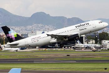 XA-VOV - Volaris Airbus A320