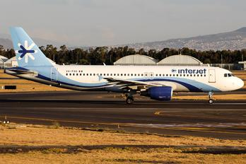 XA-FOG - Interjet Airbus A320