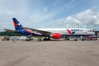 VQ-BEZ - AzurAir Boeing 757-200WL
