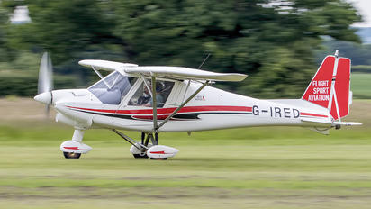 G-IRED - Private Ikarus (Comco) C42