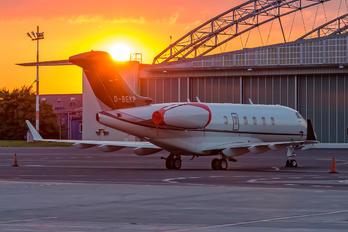 D-BEKP - Private Bombardier BD-100 Challenger 300 series