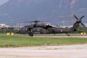 6M-BA - Austria - Air Force Sikorsky S-70A Black Hawk