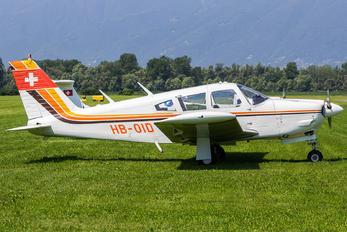HB-OID - Private Piper PA-28R Arrow /  RT Turbo Arrow