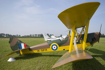 OK-GUP 05 - Private de Havilland DH. 82 Tiger Moth