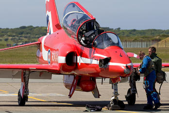 "XX325 - Royal Air Force ""Red Arrows"" British Aerospace Hawk T.1/ 1A"