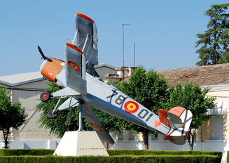 E.3B-765 - Spain - Air Force Casa 1.131E Jungman