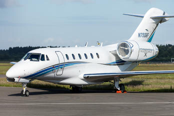 N750GF - Private Cessna 750 Citation X