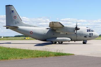 071 - Bulgaria - Air Force Alenia Aermacchi C-27J Spartan