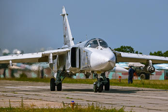 RF-91988 - Russia - Air Force Sukhoi Su-24M
