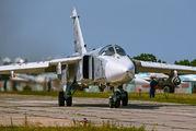 RF-91988 - Russia - Air Force Sukhoi Su-24M aircraft