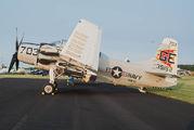 N65154 - Private Douglas EA-1E Skyraider aircraft