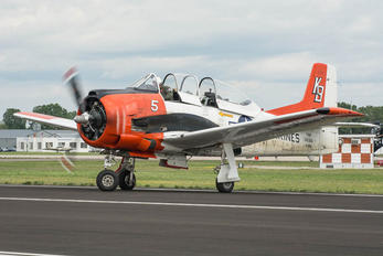 N73MG - Private North American T-28B Trojan