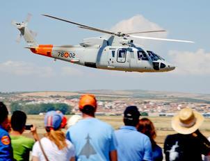 HE.24-2 - Spain - Air Force Sikorsky S-76C