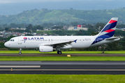 LV-BSJ - LATAM Airbus A320 aircraft