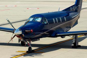 M-PCPC - Private Pilatus PC-12