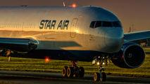 OY-SRN - Star Air Freight Boeing 767-200F aircraft
