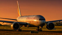 ET-ANR - Ethiopian Airlines Boeing 777-200LR aircraft