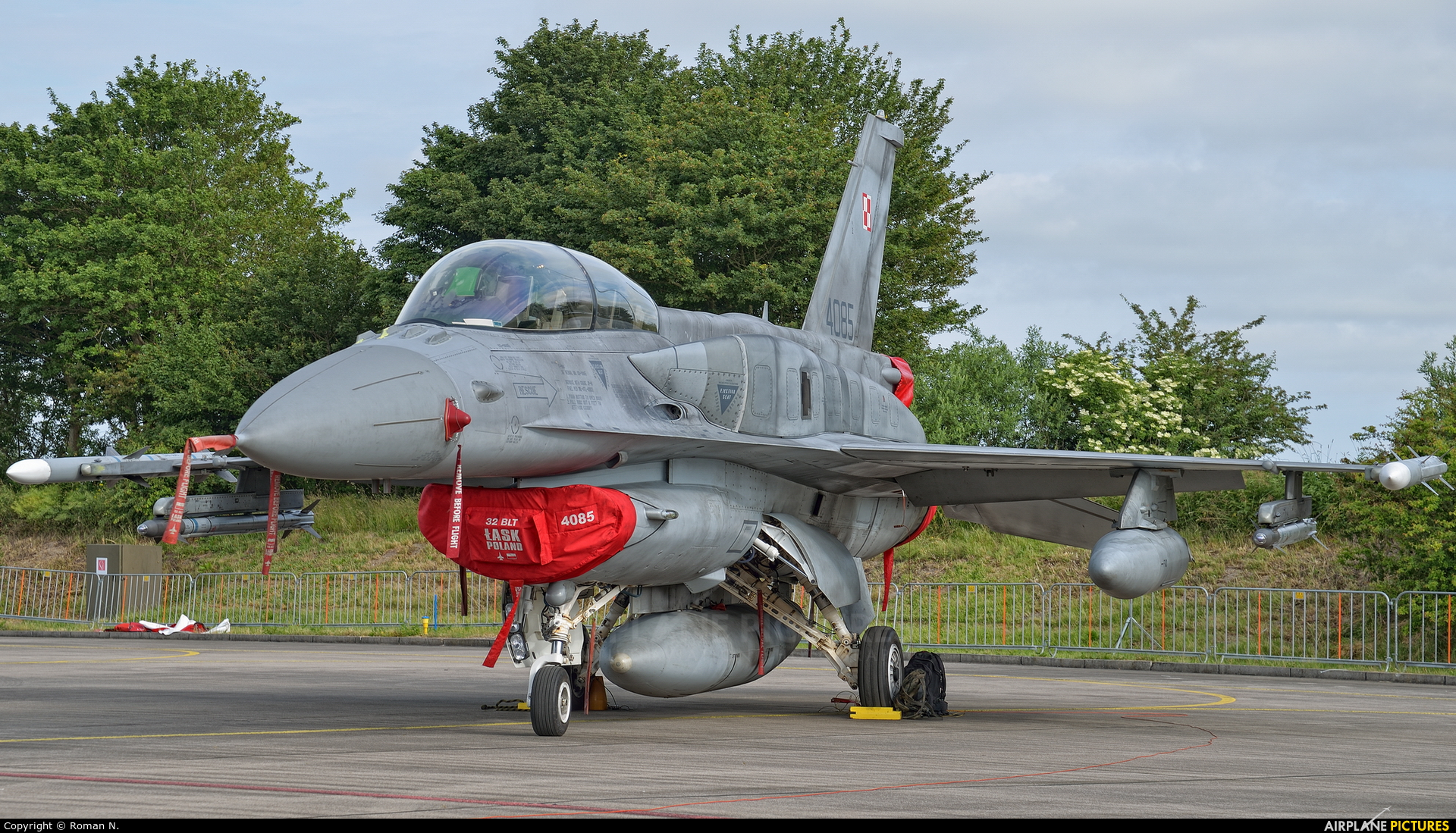 Poland - Air Force 4085 aircraft at Leeuwarden