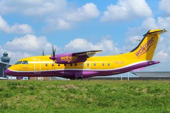 OE-LIR - Welcome Air Dornier Do.328