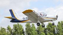G-ASAU - Private Morane Saulnier MS.880B Rallye Club aircraft