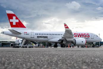 C-GWXZ - Bombardier Bombardier BD-500 C Series 100