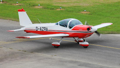 G-AZRA - Private Bolkow Bo.209 Monsun